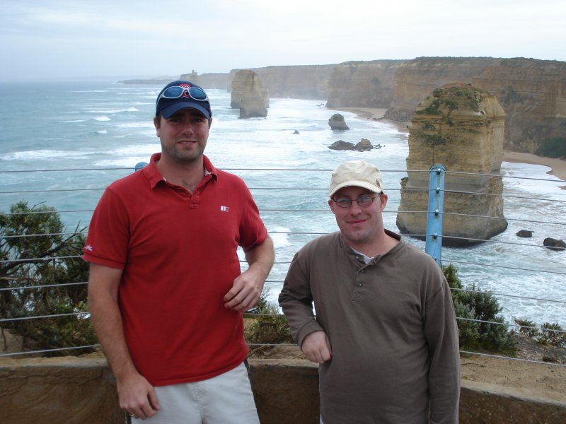 24th birthday, Melbourne, Great Ocean Road 103