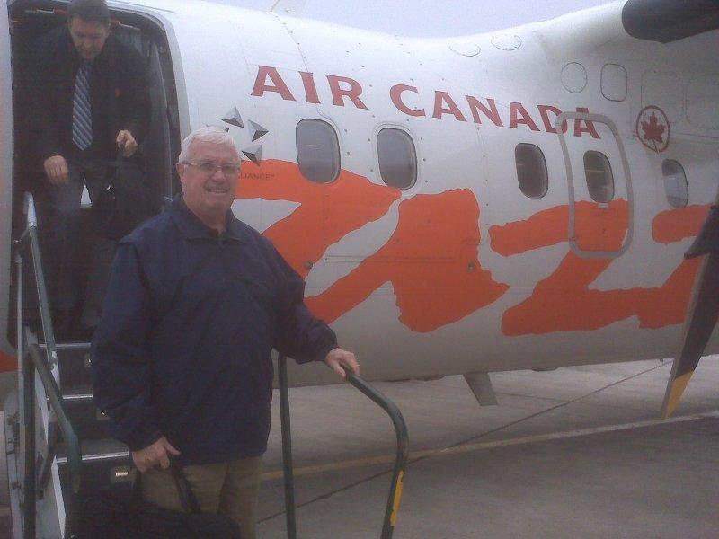 Bob - Last flight 2