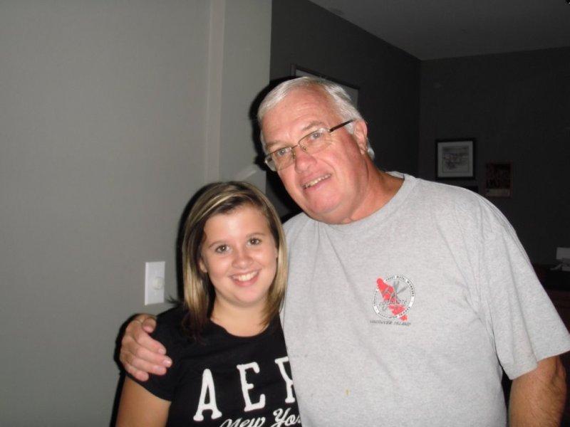 Hayl and papa