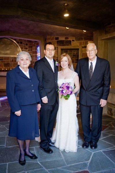 Wedding Ivan & Grandma