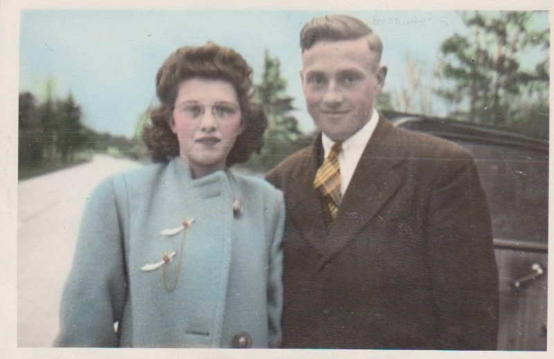 Mom and Dad 1946