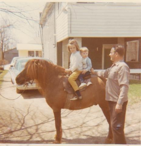 1970 pony