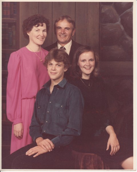 1984 family portrait