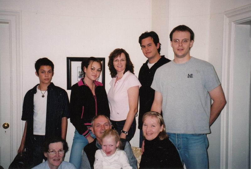 2005 Family portrait