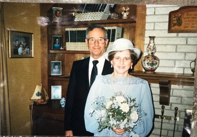 10.-Durk-Fienas-Wedding-Jan.-1986.