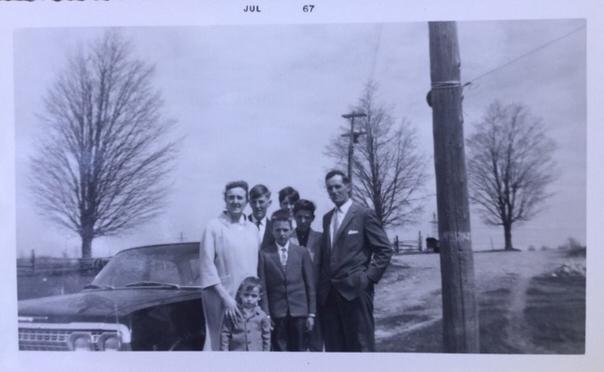 Family-Bakker-1967