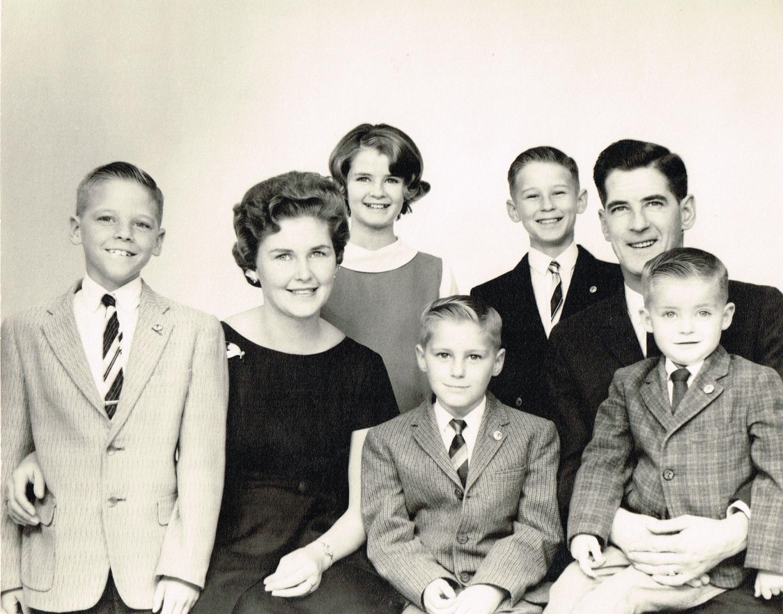 11-Barr-Family-1964