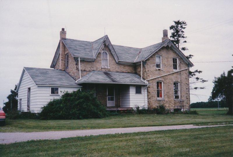 Ford Farm Visit (1970s)
