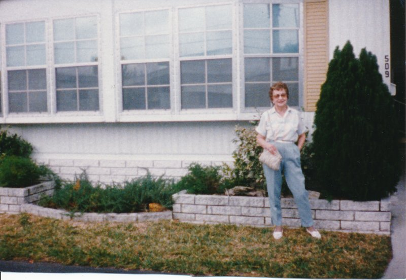 Lyla (Ford) Broderick (c1990s)