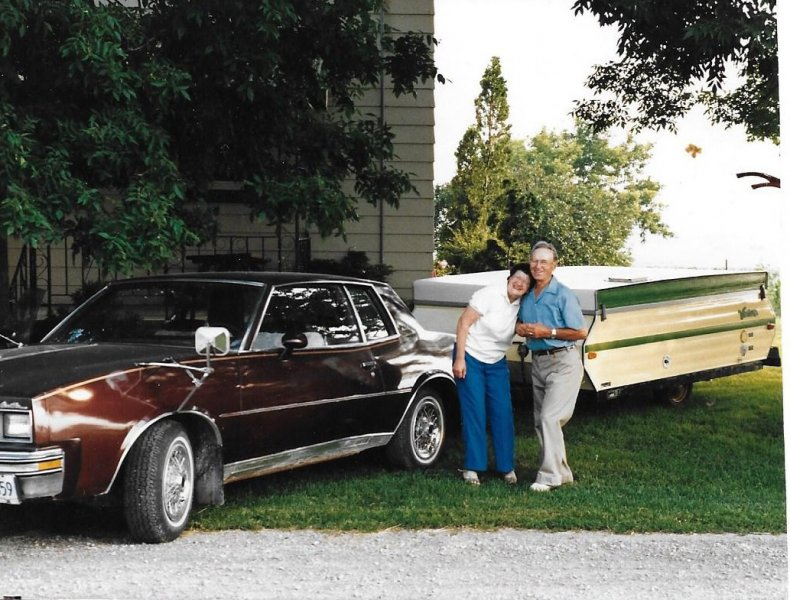 1986 start of B.C. trip 1