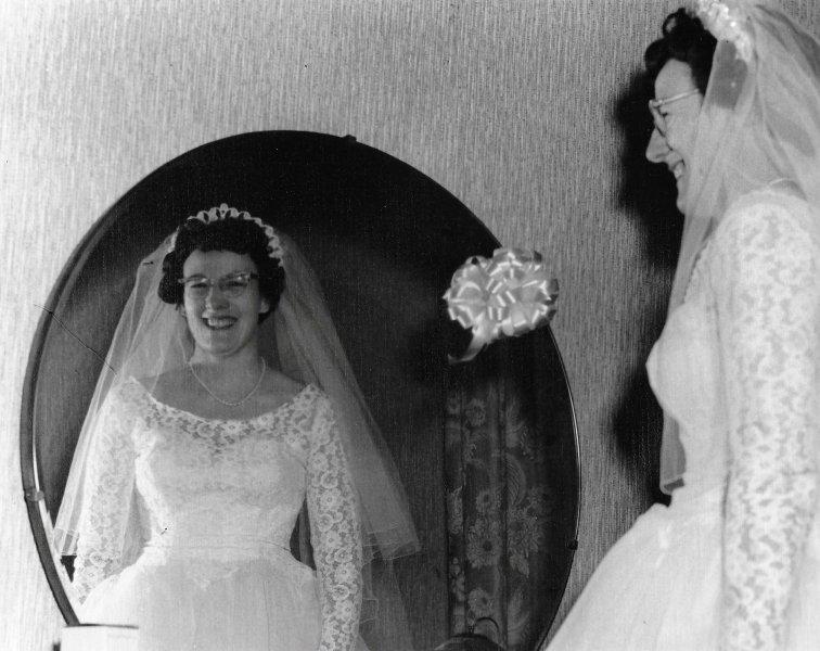 Bride Gladys