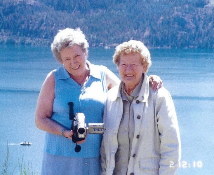 Grace and Gladys B.C. 1