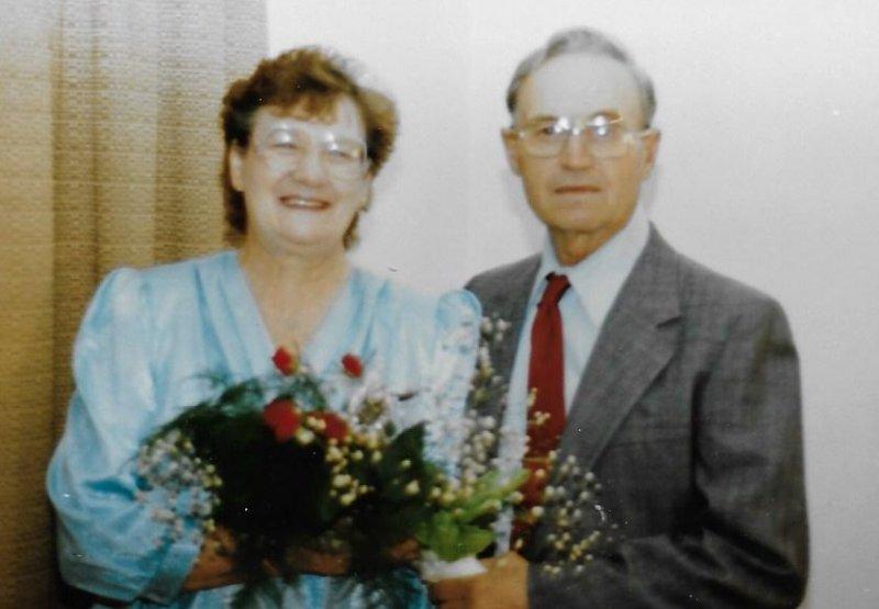 Mom & Dad 1980's