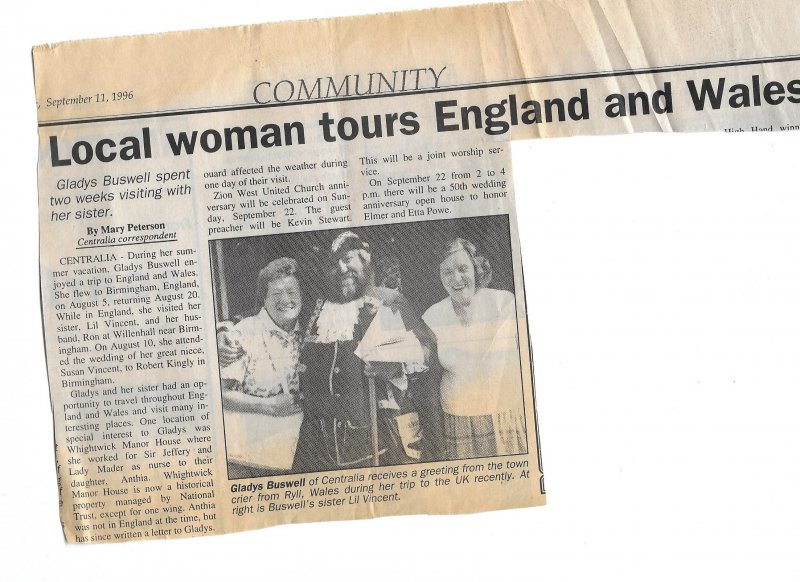 News clipping 1
