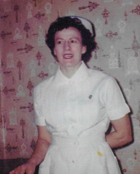 Nurse Gladys