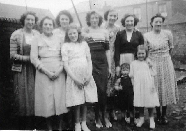 mom's family
