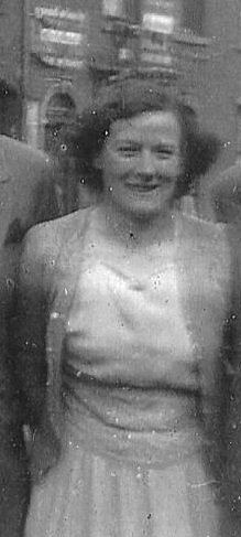 young Gladys