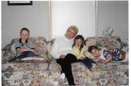 Joyce & Grandchildren