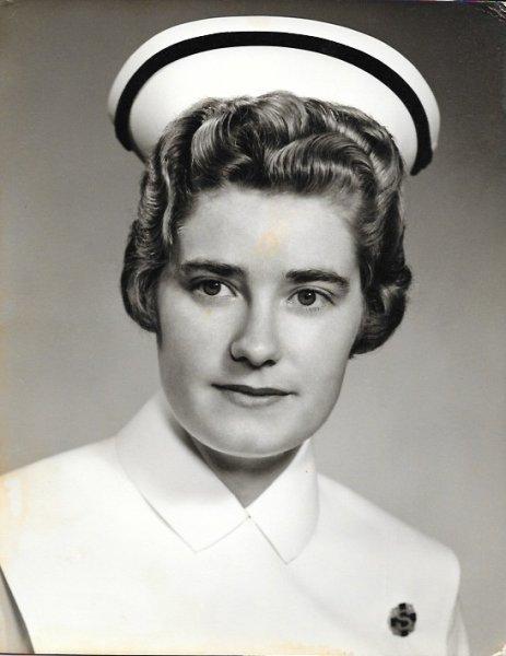 Joyce Nursing Picture