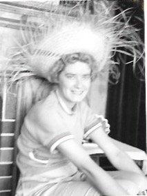 Joyce Straw Hat