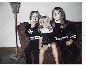 Kelly, Kim, Kandice