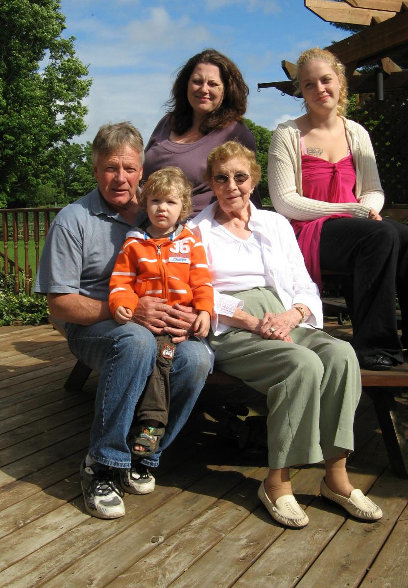 Five-Generations