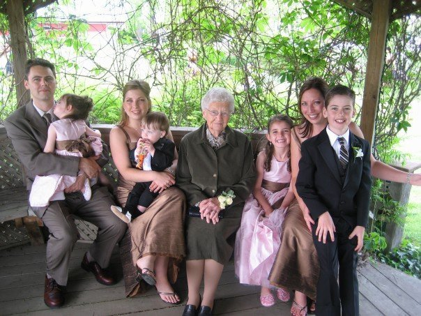 Family and Grandma