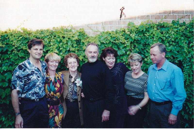 217. Peter & Leslie Ruttan, Barb, Bruce & Deb Grant and Pam & John Bookham