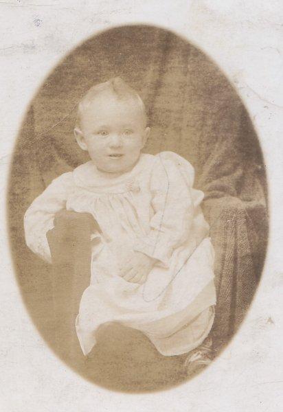 Aunt Irene 8 months