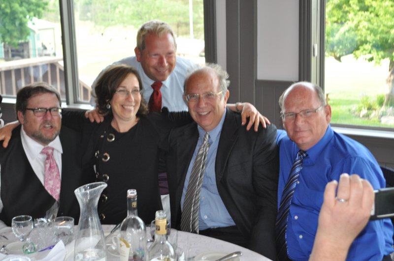 Brians wedding Hermann boys and Mary Case photo1