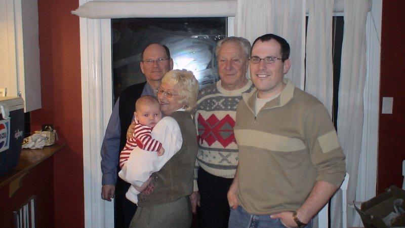 Dad Christmas 2006-2