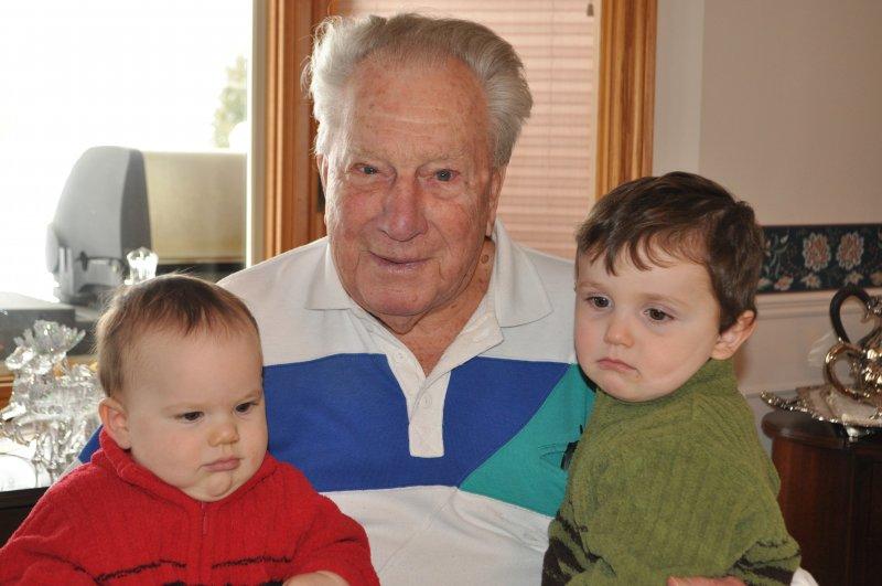 Dad Christmas 2010