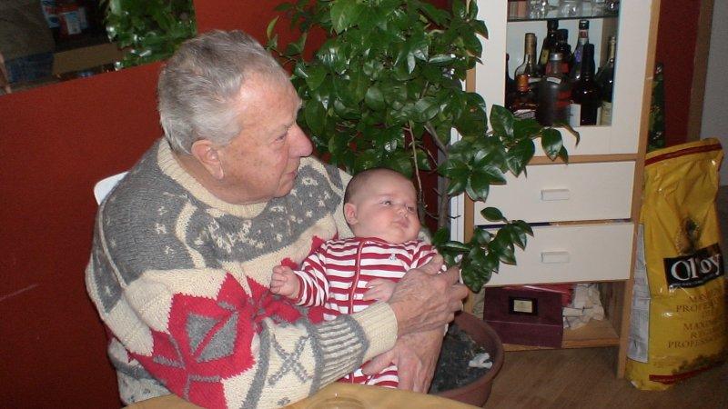 Dad christmas 2006
