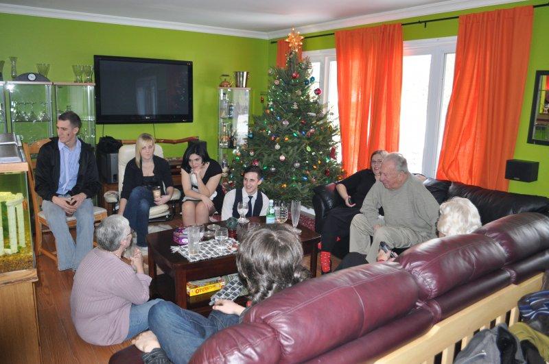 Dad christmas 2011