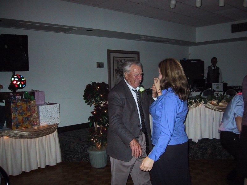 David wedding1 Dad dancing
