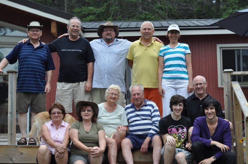 Family cottage photo 2010