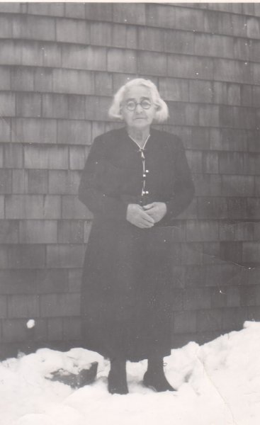 Grandma Doll at 80 mother petrie mother