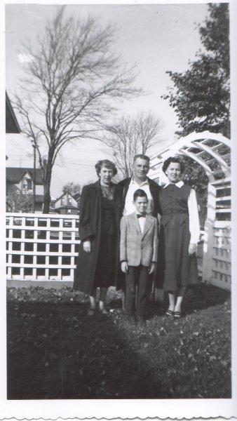 Grandma Petrie Joe McCann Dorothy Ken
