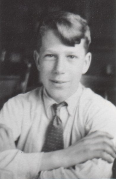Ken Sr around 11 years old