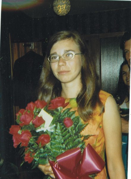 Ssuzanne graduation
