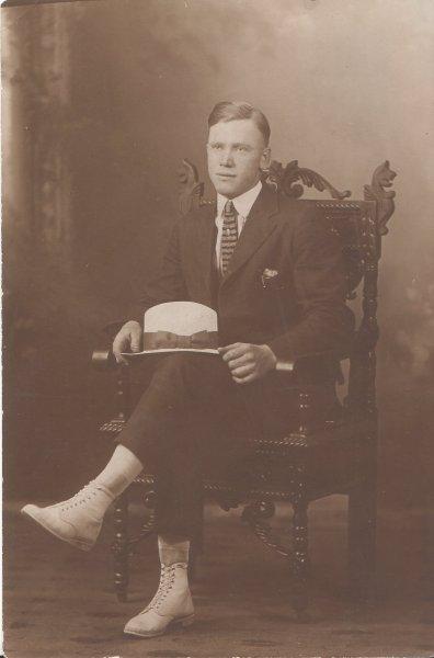 Uncle George Herman