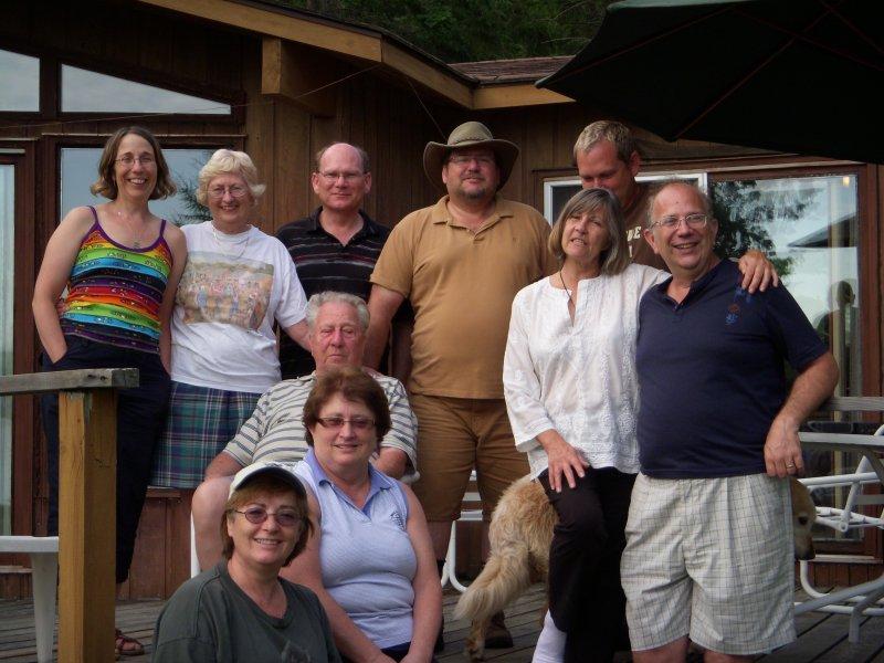 cottage family gathering 2008-3