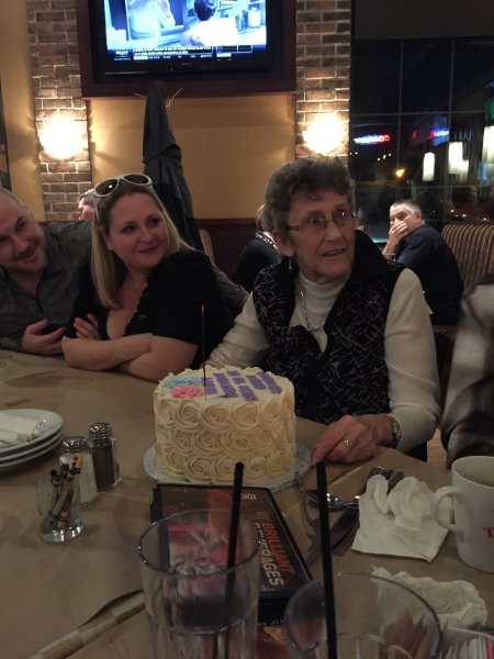 Mary's 76th