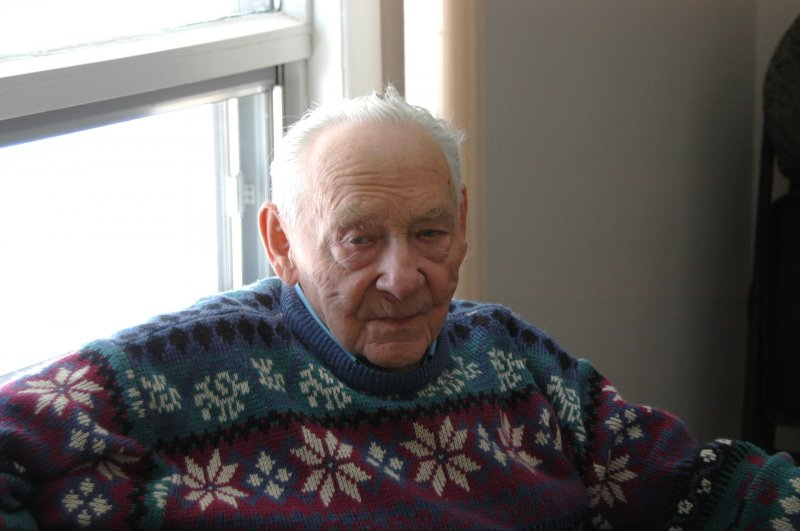 in Winnipeg - sweater