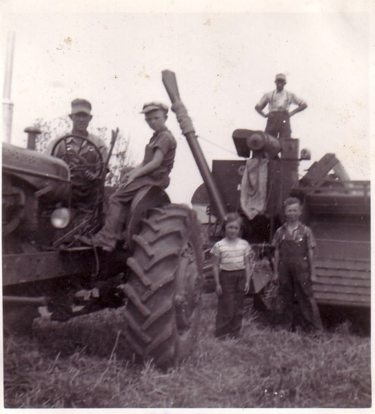 Farming with the kids (1953)