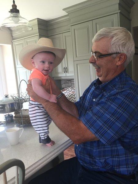Hazen in cowboy hat (7)