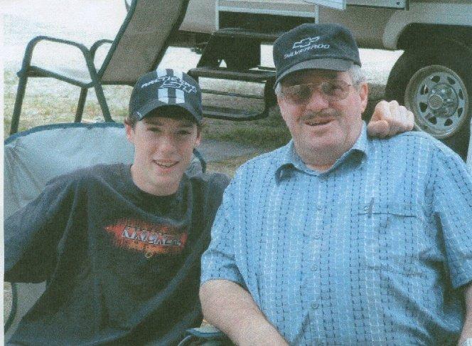 Brad & Grandpa