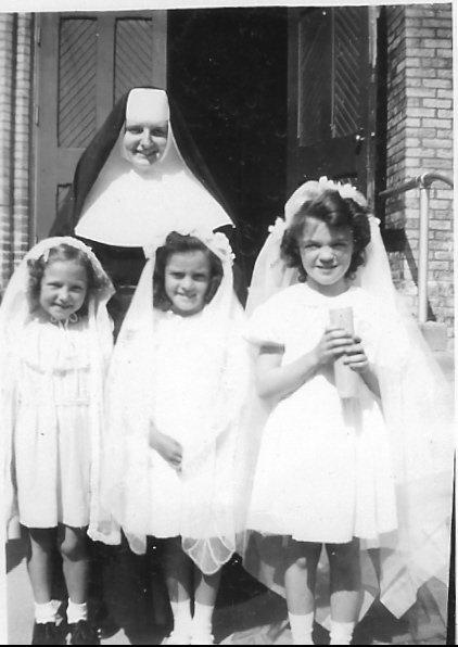 Ann Houlihan, Elizabeth O'Leary, & Betty Dolton