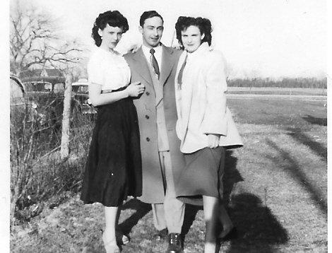 Bernice, Clem, & Eileen O'Leary