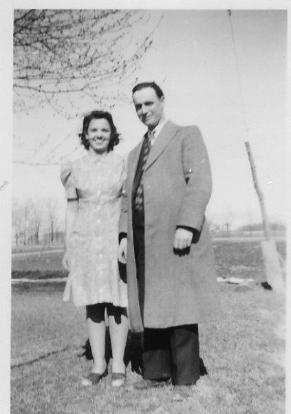 Bernice O'Leary& Uncle Tony Etue